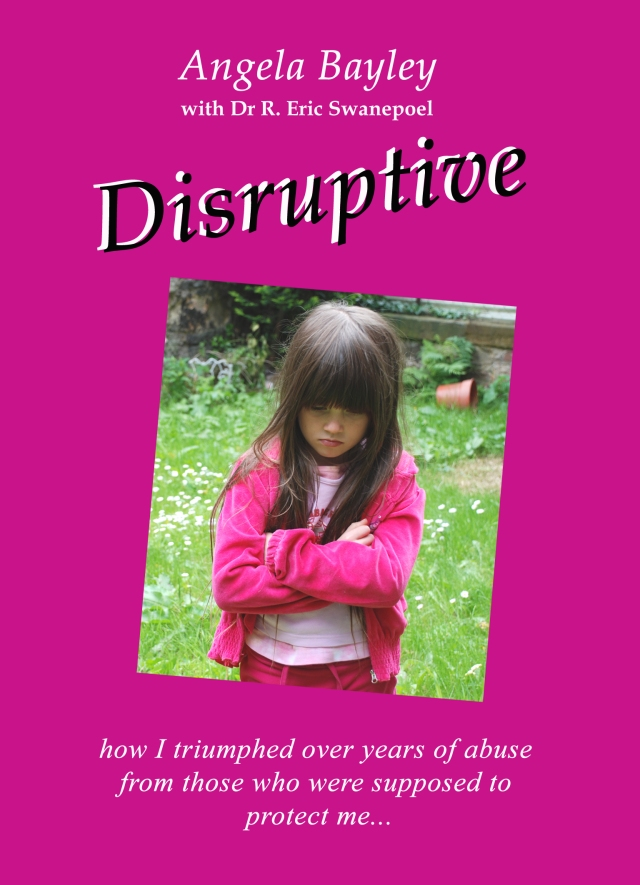 Disruptive is now available! Click on the image for full details.