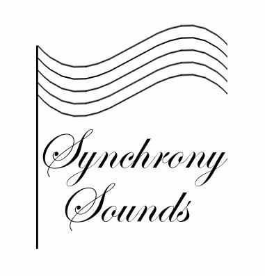 The Synchrony Sounds logo