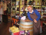 The proprietor of a lovely wine shop in Montreuil.
