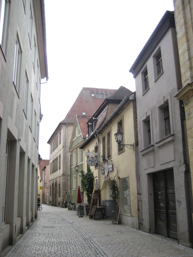 Bayreuth street.