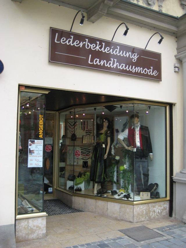 Get your lederhosen here!