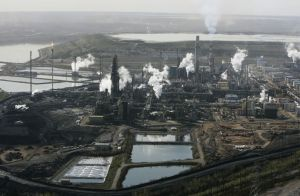 The Royal Bank of Scotland invests our money in the exploitation of the Canadian tar sands