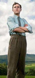 Iain de Caestecker plays James Herriot in 'Young James Herriot'