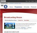 BBC Radio 4 Broadcasting House webpage