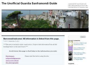 The Unofficial Guardia Sanframondi Guid