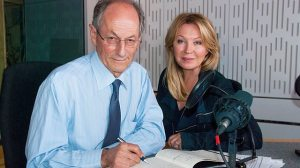 Listen to Kirsty Young interview Professor Sir Michael Marmot.