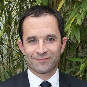 Benoît Hamon: 'Environmental and social issues are inseparable.'