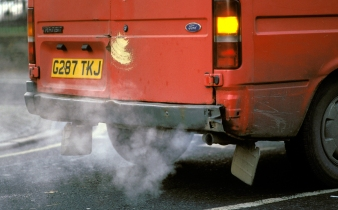 Diesel exhaust polllution